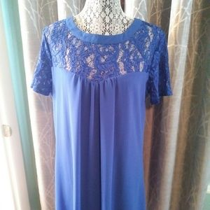 Dresses & Skirts - NWT Royal Blue Dress
